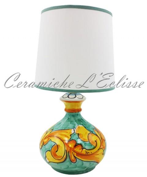 Lampada da Tavolo Tondeggiante